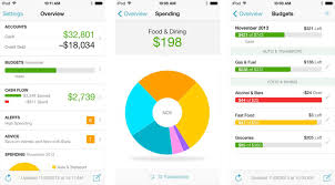 Best Budget Apps For Iphone Mint Dashboard Budget App