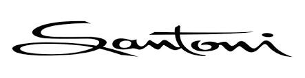 SCARPE SNEAKERS CASUAL DONNA SANTONI ORIGINALE MOPYA WBVV54173BSMOPYAG45 NUOVO