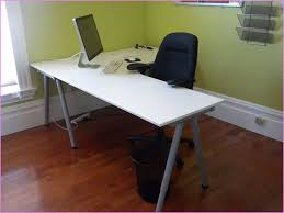 Awesome L Shaped Desk Ikea White L Shaped Desk Ikea U Spectacular Home  Furnishing Ideas In