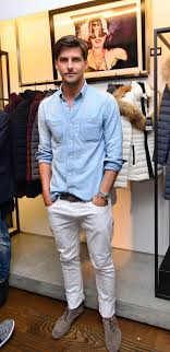 Mens Bedroom Wear New York Fashion Week Mens Trendsetters New York Pants And