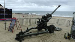 L118 Light Gun Model L118 Light Gun L118 Gun Guns Artillery Free Image From