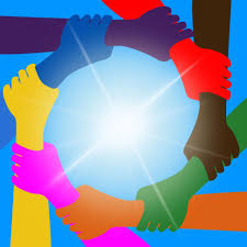 free stock hd photo of holding hands indicates unity friends and togetherness
