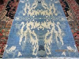 modern oriental rugs wool
