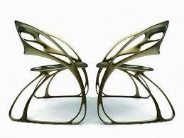 art nouveau furniture. jugendstil art nouveau butterfly chairs by eduardo garcía campos furniture u