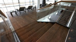 Inspiring Wood Deck Design Ideas Kebony - Exterior decking materials