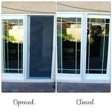 glass screen doors glass screen door best storm doors for sliding patio doors decorating screen for