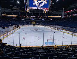 Bridgestone Arena Section 120 Seat Views Seatgeek