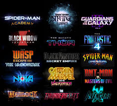 Avengers Chart This Marvel Phase 4 Movies Slate Is What Fans Dreams Are Made Of
