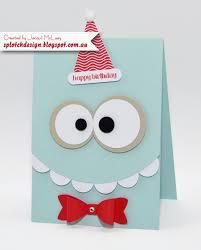 Diy Kids Birthday Card Card From Kids Under Fontanacountryinn Com