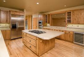 Kitchen Floor Design Ideas Cool 48 Enticing Kitchens With Light And Honey Wood Floors PICTURES