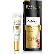 EVELINE Royal Caviar Therapy Эксклюзивный <b>укрепляющий крем</b> ...