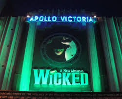 Apollo Victoria Theatre Seating Plan Watch Wicked At West End