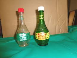 Decorative Pepper Bottles Vintage Regina Wine Champagne Glass Bottle Salt and Pepper Shakers 51