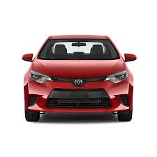 2016 toyota corolla front view