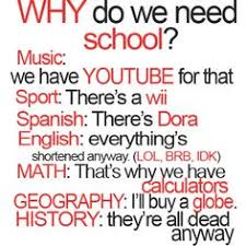 Funny School Quotes on Pinterest | Funny School Pictures, Funny ... via Relatably.com
