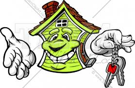 Image result for new house cartoon