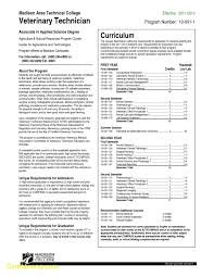 Veterinary Resume Samples Elegant Resume Template Veterinarian Best Templates 33