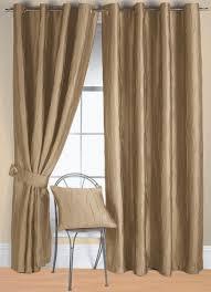 jazz ready made eyelet curtain