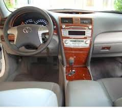 2009 camry interior.  2009 Image Is Loading 200920102011TOYOTACAMRYCELESE Throughout 2009 Camry Interior C