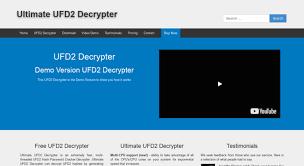Ufd2 Decrypter - MedicalMining : powered by Doodlekit