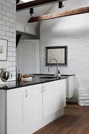 Kitchen Apartment Design Simple K R I S P I N T E R I Ö R Apartment With Sloped Ceilings Small