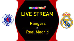 76' rangers almost instantly punish madrid for that red card. Tucignfo13jnrm