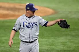 Tampa Bay Rays lefty Aaron Loup is a pitcher for this moment ...