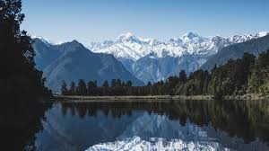 Wallpaper : mountains, lake, New ...