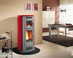 wood burning fireplace er type
