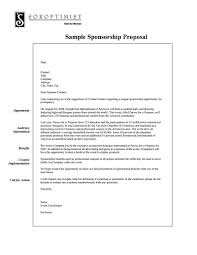Proposal Templates Free Sponsorship Proposal Template Free Download Edit Fill Create And