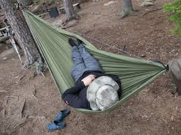 Spending a night in a hammock in every season \u2013 FINLAND, NATURALLY