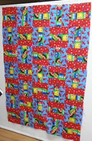 Fast and Easy Rail fence Elmo quilt | Quilting Sewing Creating & ... elmo re 4 Adamdwight.com