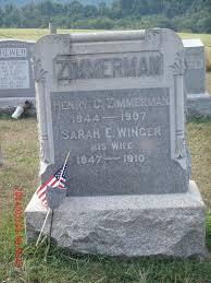 Henry Calvin Zimmerman (1844-1907) - Find A Grave Memorial