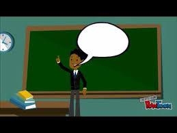Animated Teacher Youtube