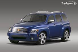 All Chevy blue chevy hhr : 2007 Chevrolet HHR Review - Top Speed