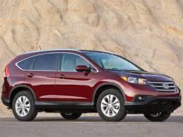 2012 Honda <b>CR</b>-V Pricing, Reviews & Ratings   Kelley Blue Book