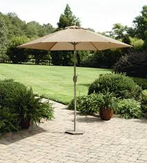 garden oasis umbrella. Plain Umbrella Garden Oasis Long Beach 9u0027 Patio Umbrella  Outdoor Living  Furniture Umbrellas U0026 Bases On A