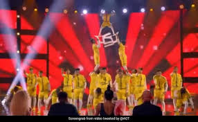 Dance Group Mumbai Dance Group V Unbeatable Dedicates Americas Got