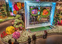 our guide to the 2016 phs philadelphia flower show returning february 28 march 8 with fl exhibits inspired by disney s huge special events