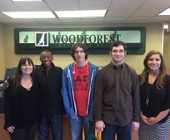 program and has partited in several career field trips including montgomery county mock interview day tours of olive garden and woodforest national