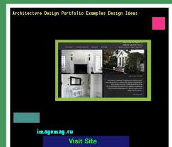 Interior Design Portfolio Ideas architecture design portfolio examples design ideas 075947 the best image search