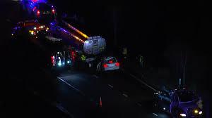 first alert traffic 4 in garden state parkway crash