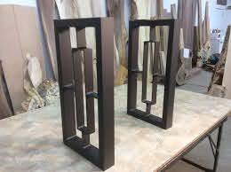 steel sofa table legs for