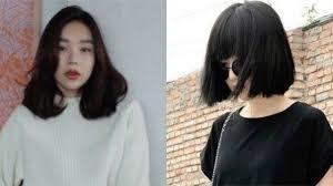 Short Hair Styles Mix Fashion White Black แฟชนแตงตวขาว