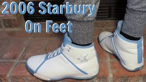 Starbury Shoes Light Up 2006 Starburys Stephon Marbury Shoes On Feet Detailed Look Hd