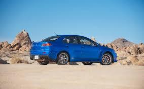 2012 Mitsubishi Lancer Evolution First Test - Motor Trend