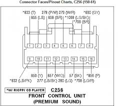 1996 ford taurus radio wiring diagram 1996 image wiring diagram for 1996 ford explorer radio the wiring diagram on 1996 ford taurus radio wiring