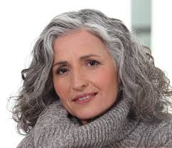 Grey Hairstyles Women Trend Hairstyle And Haircut Ideas Old Woman With Grey Hair
