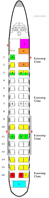 Aa Seating Chart Aircraft Erj 145 Seating Chart The Best And Latest