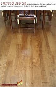 hardwood flooring handscraped maple floors max woods southern maple quot alexander hand scraped tlehy